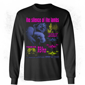 The Silence of the Lambs Buffalo Bill Longsleeve Shirt