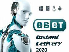 ESET nod32 Antivirus Internet Security 2021 / 1 year  -1 PC License Key