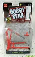 1:24 Scale 5-Ton Engine Hoist Model Display Accessories - Hobby Gear #18435
