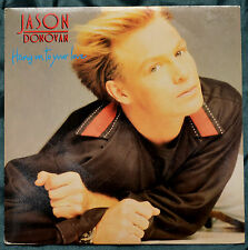 "Jason Donovan – Hang On To Your Love 7"" – PWL 51 – Ex"