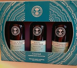 Neal's Yard Remedies Unwind Foaming Bath - Limited Edition Christmas Collection