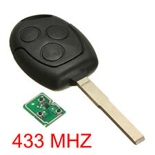 3 BUTTON REMOTE ENTRY KEY FOB FOR Ford FOCUS GALAXY CMAX MONDEO FIESTA 433 K13