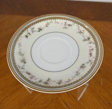 VTG Haviland Limoges France Saucer SM Plate Plate Berries Floral Yale Gold Cute