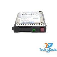"HP 730703-001 C8S59A  Ent MSA 900GB 6G 10K RPM SAS 2.5"" DP Hard Drive"