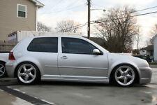VW MK4 GTI GLI VOLKSWAGEN SIDE SKIRTS GOLF SIDESKIRTS rockers ( 1999 - 2005 )