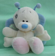 "My Blue Nose Friends Peluche PAPILLON *-* BREEZE BUTTERFLY 8"" 20 cm"