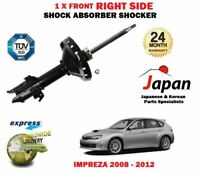 FOR SUBARU IMPREZA 1.5 2.0 R 2.5 AWD WRX S 2008-2012 FRONT RIGHT SHOCK ABSORBER