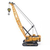 Crane Crawler Tower ABS Plastic Engineering Cable Excavator Model 1/55 Derrick