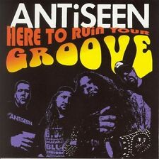ANTiSEEN - Here to Ruin Your Groove [New CD] ANTiSEEN - Here to Ruin Your Groove