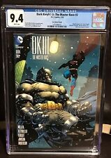 The Dark Knight 3 III Master Race #2 Jim Lee Cover CGC 9.4