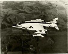 Gr. Pressephoto, Düsenjet B. A. Prototyp AV-88, um 1980