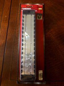 Husky 2.2in. x 11.8in Magnetic Screwdriver Organizer Holder 1000030795