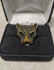 Cheetah/Leopard Ring - Size 6.5