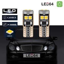 LED Standlicht weiß Set Nachtlichter, canbus  für Mercedes Klasse E  w211