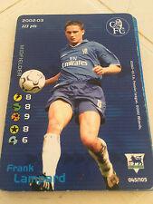 Football Champions -Frank Lampard - Chelsea - 2002-03 -