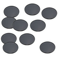 Qty10 Dashboard Dash Disc Disk Plate for Garmin GPS Mount Holder Suction Cup