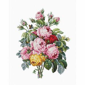 Kit Punto Contato Mazzolino Di Rose B2372 luca-s