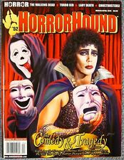 HorrorHound 52 Mar/Apr 2015 Rocky Horror Picture Show Horror Comedies Sold Out
