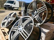 20 Zoll Alufelgen Wheelworld WH12 5x114,3 Honda Kia Hyundai Dacia Mazda Renault