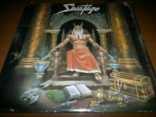 """Savatage - Hall Of The Mountain King LP """"First Press""""Printed in U.S.A. 1987"""