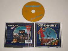 NO DOUBT/TRAGIC KINGDOM (MCA 90003) CD ALBUM