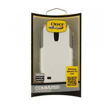 OtterBox Commuter Case for Samsung Galaxy S 4 mini - Retail Packaging - White