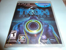 Tron Evolution  (Sony Playstation 3, 2010) new ps3