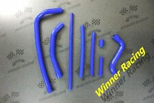 BLUE CAN-AM/CANAM/CAN AM DS450 silicone radiator coolant hose kit 2009-2012