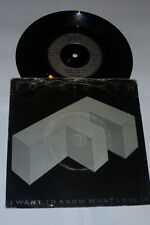 """FOREIGNER - I Want To Know What Love Is - 1984 UK 7"""" Vinyl SIngle"""