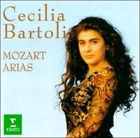 *NEW/SEALED* Cecilia Bartoli Mozart Arias Erato CD 1996 K 135 492 588 FAST SHIP