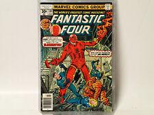 FANTASTIC FOUR #184 Marvel Comics 1977 VF-  1st Eliminator!  FL