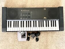 Nintendo NES The Miracle Piano Teaching System W/ Cables And Game