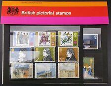 GB  1971 Collectors Pack British Pictorial Stamps, Decimal & Predecimal