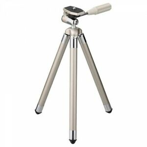 Hakuba H-C8-SG 8 Sections Small Tripod Compact C8 Champagne Gold Japan Tracking