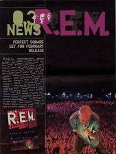 R.E.M. Fanclub Newsletter 2003 #1