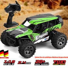 1:18 RC Monster Truck TWD ferngesteuertes Auto Allrad Buggy Geländewagen 2,4 Ghz