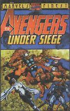 1998 Avengers: Under Siege by Roger Stern & John Buscema (1998 Marvel Comics)