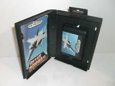 After Burner II (Sega Genesis, 1990) Complete