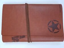 Call of Duty WWII Journal brown - Collector's Box item - NEW! CultureFly