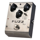 BIYANG 3 Modes Fuzz Guitar Effect Pedal Full Metal Shell High Quality T0Z0 for sale