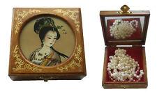 Boite à bijoux chinoise et asiatique