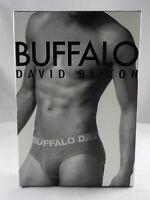 Brand New Sealed, Buffalo David Bitton Men Stretch Cotton Brief- Pink