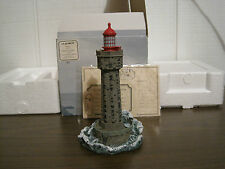 1997 Harbour Lights Lighthouse #192 La Jument, France (Nib)
