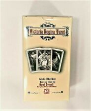 Victoria Regina Tarot 78 Cards Deck English Version Box Booklet 2nd Edition