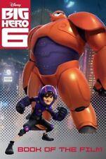 Disney Big Hero 6 Book of the Film