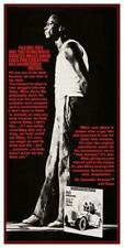 Miles Davis - POSTER - Jack Johnson album promo ad JAZZ Master
