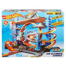 Hot Wheels City Ultimate Garage Play Set