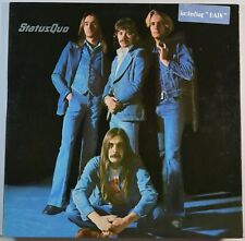 Status Quo Blue For You 33T LP france french pressing 9102 006