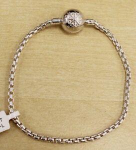 Thomas Sabo Sterling Silver Karma Bracelet 18cm