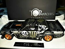 """Ford Mustang 1965 Hoonigan Kenblock 1/18 TOPMARQUES Collectibles """"NEW in BOX"""""""